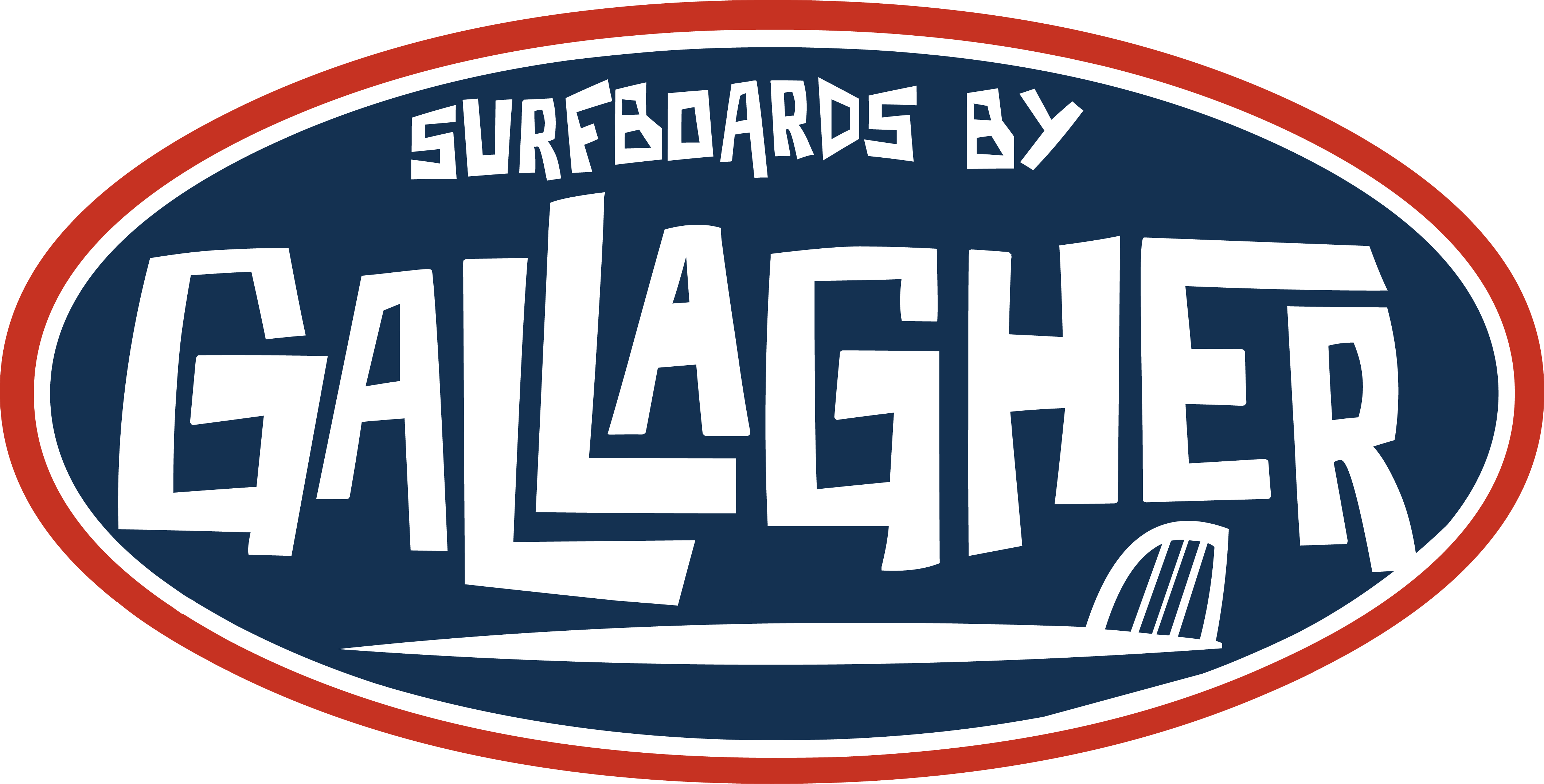Gallagher Surfboards and Skateboards